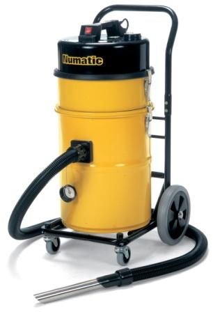 Numatic hzd750 twin motor hazardous dust vacuum cleaner