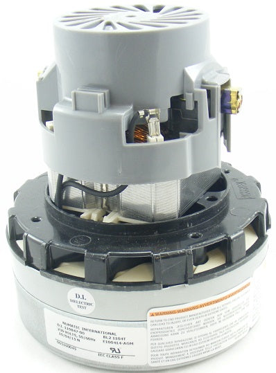 Numatic 205443 bypass motor with cut out 230v bl21104t
