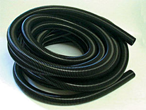 Hse70 35mm x 15m black crushproof hose only