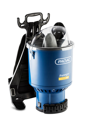 Pacvac superpro 700 240v back pack vacuum