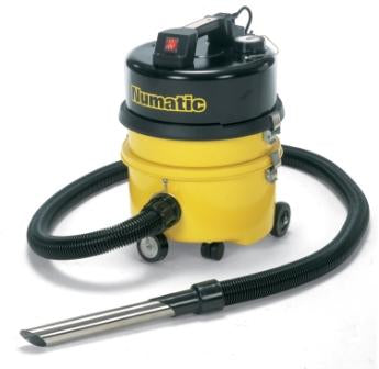 Numatic hz250 small steel hazardous dust vacuum cleaner