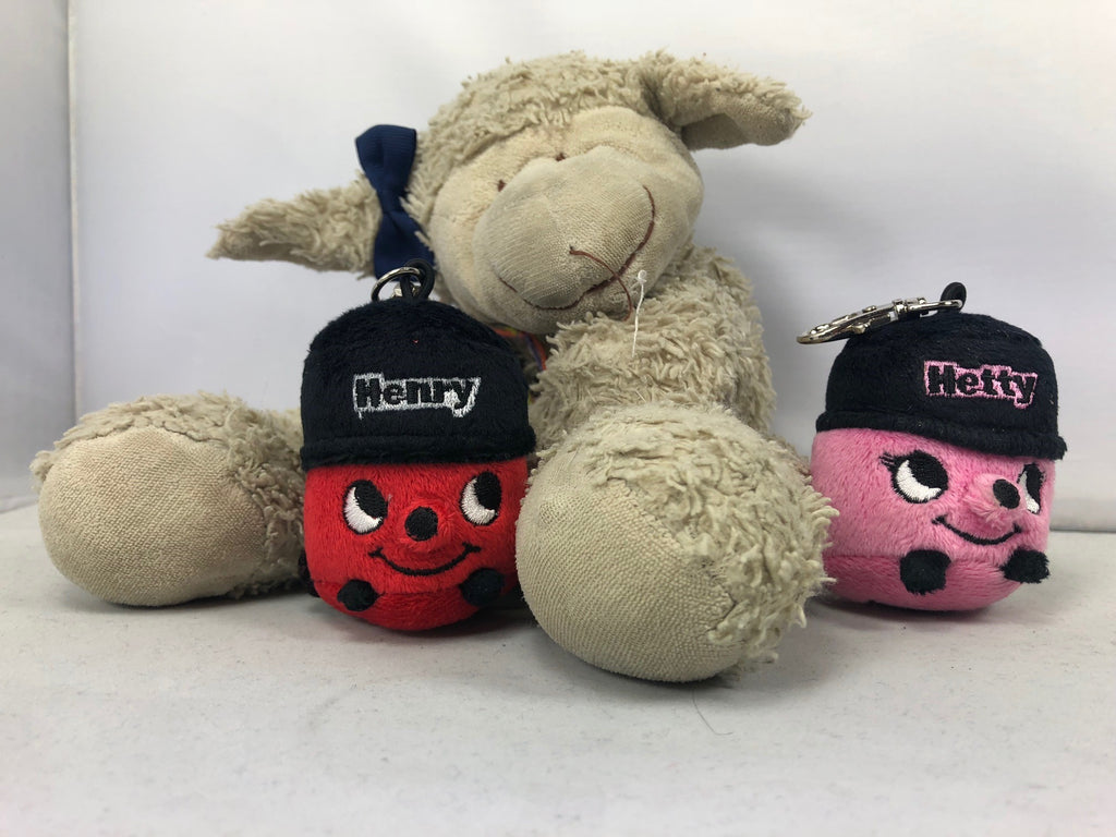 lamby with friends