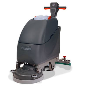 "Numatic tgb4045 17"" twintec battery scrubber dryer"