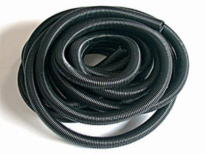 Hse67 35mm x 20m black crushproof hose only