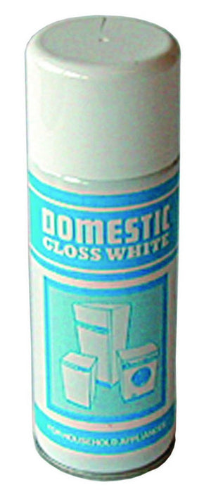 Mis25 white gloss spray paint