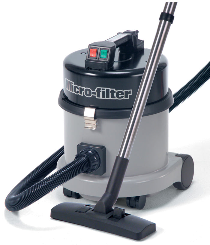 Numatic mfq370-22 *110v* hepa quiet vacuum cleaner