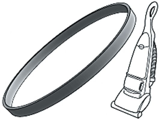 Ppp127 electrolux power system belts