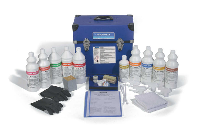 prochem Pr3401 psk' professional spotting kit