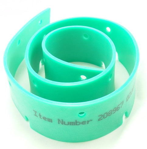 650mm Numatic Twintec Green Front Poly Blade