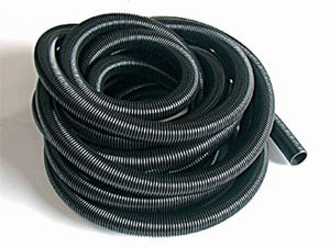 Hse33 38mm x 15m black crushproof hose only
