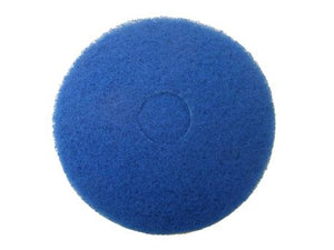 contico 400mm blue spray clean pads