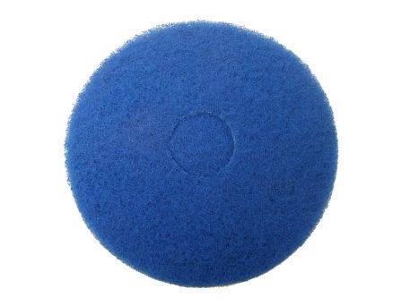 contico 525mm blue spray clean pads