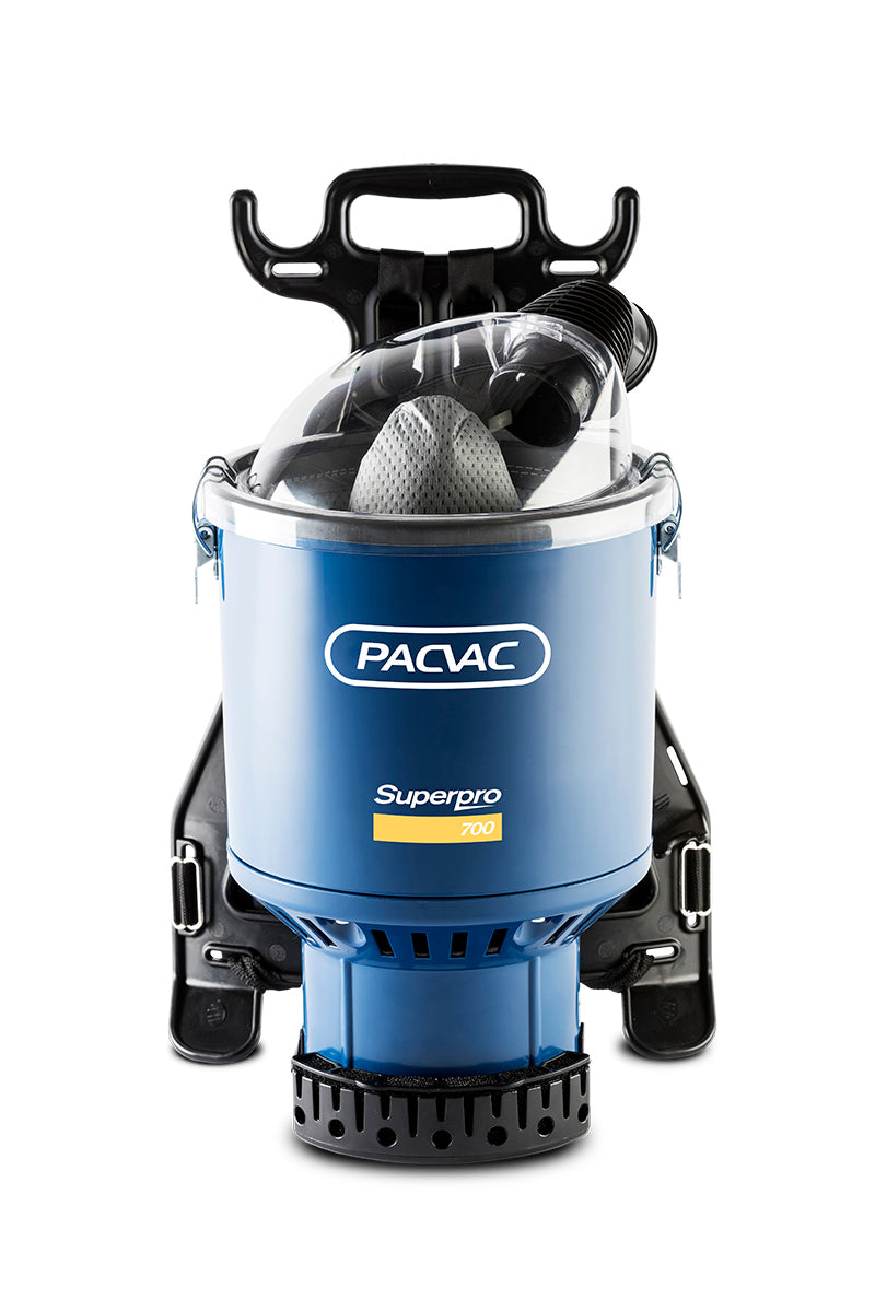 Pacvac superpro 700 240v vacuum cleaner