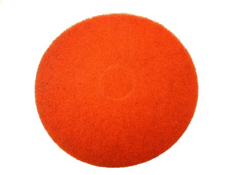 contico 355mm red polishing pads