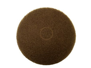 contico 250mm black stripping/scrubbing pads