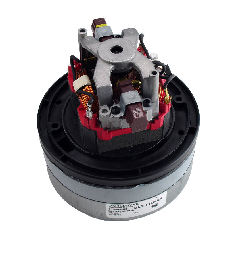 Genuine Numatic 205415 110v Aircraft Spec Two Stage Thruflow Motor