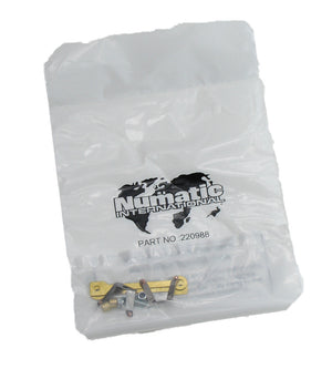 Numatic 220988 henry rewind spring contact kit