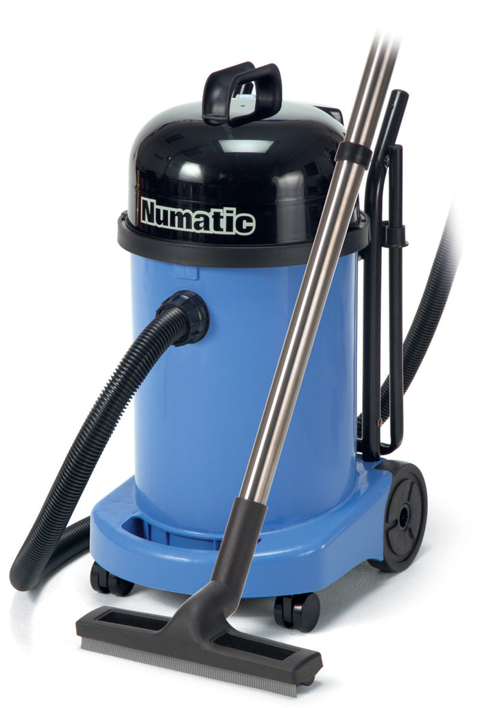 Numatic WV470 wet or dry commercial vacuum cleaner
