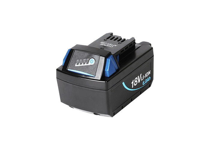 Spare 18v 6.0a Li-on Battery Bp001 - Pacvac Superpro Battery Advanced