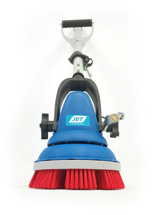 "MotorScrubber JET 8"" Battery Scrubbing Cleaning Machine with pump - OLD MODEL - CLEARANCE PRICE"