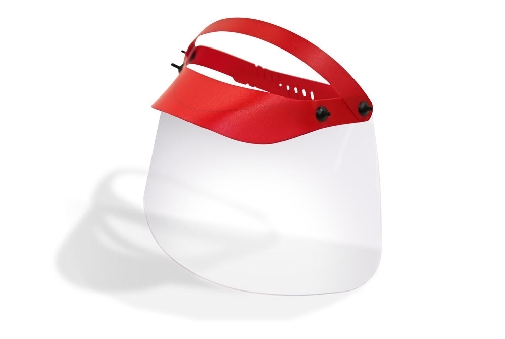 Reusable Face Shield/ Visor - Flat Packed