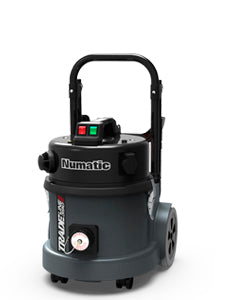 TEM390A Numatic 'M' class filtration vacuum with power take off