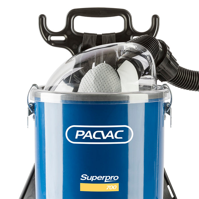 Pacvac Superpro 700 BackPack 240v Vacuum
