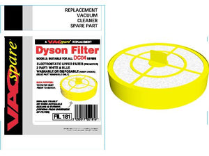 Fil181 dyson dc04 washable upper cassette filter