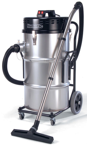 Numatic ntt2034-2 large industrial vacuum cleaner