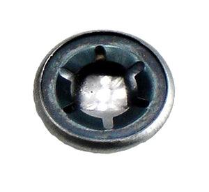 Numatic 204020 8mm chrome hub cap