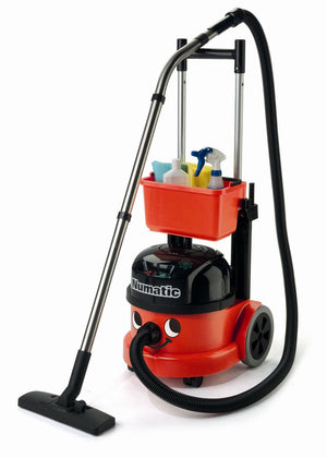Numatic PPT220-11 ProVac Vacuum with Trolley and Bucket
