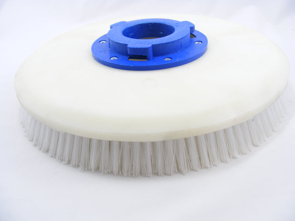 "Taski / Lever 400mm (15"") Poly Scrubbing Brush"