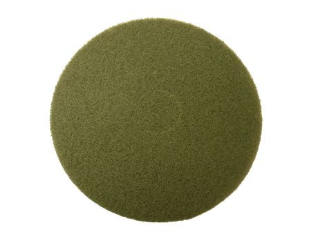 Motorscrubber MS1062 200mm Green Scrubbing Pad (5)