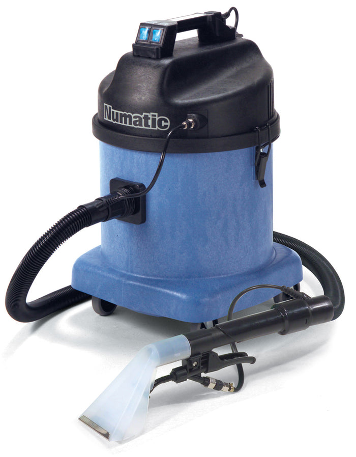 Numatic ctd570-2 extraction commercial vacuum cleaner