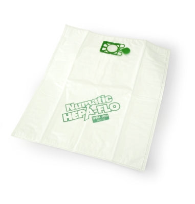 Numatic nvm4bh 900 series hepaflo dust bags