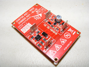 PCB circuit board for Numatic Henry HRV200