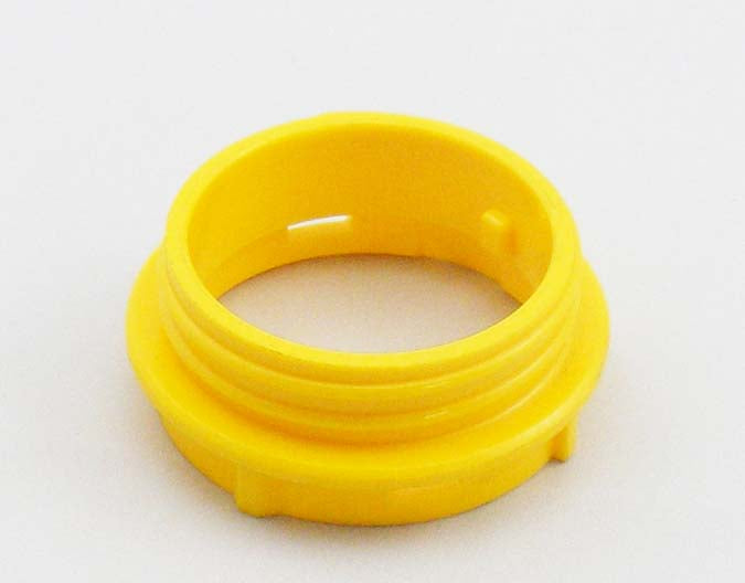 Numatic 227399 yellow threaded neck