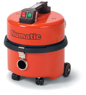 Numatic NQS250B-21 small all steel commercial vacuum cleaner