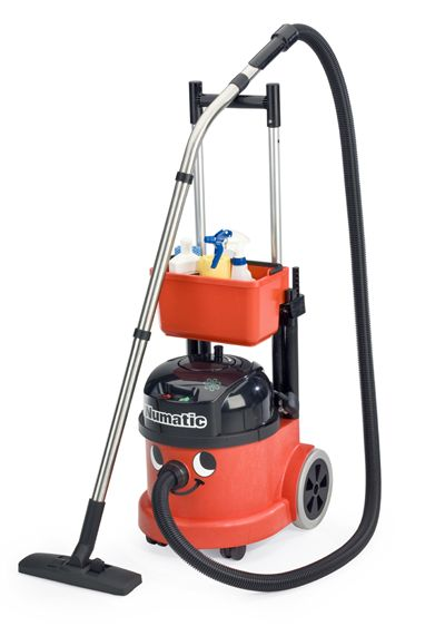 Numatic PPT390-B2 ProVac Vacuum with Trolley and Bucket