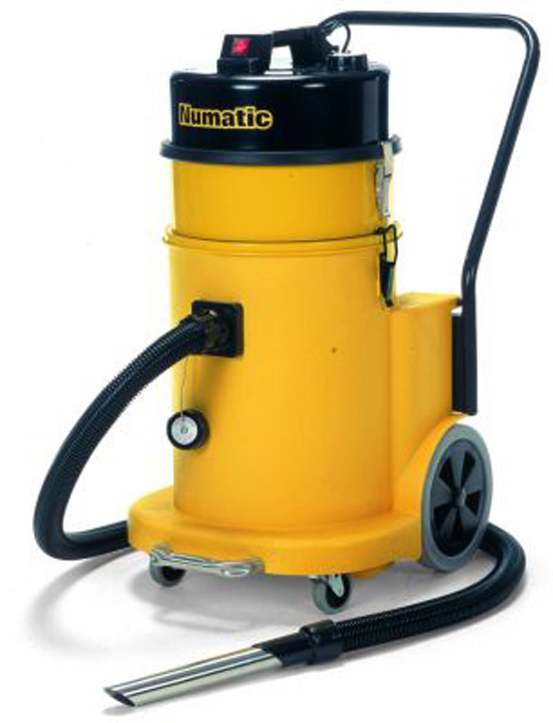 Numatic hzd900 large hazardous dust vacuum cleaner