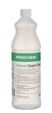 prochem E772-01 Natural carpet cleaner