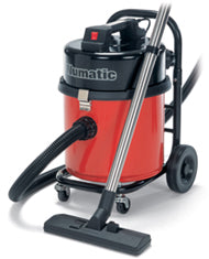 Numatic nqs350b-21 all steel commercial vacuum cleaner
