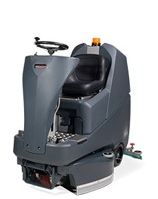 NUMATIC TTV678G VARIABLE 650MM - 850MM SCRUB WIFDTH RIDE ON SCRUBBER DRIER