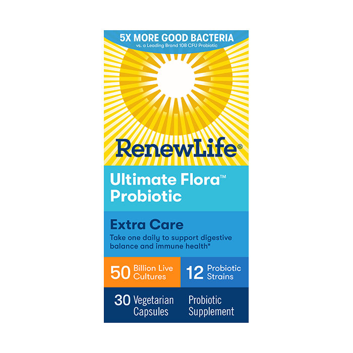 Ultimate Flora Extra Care Probiotics
