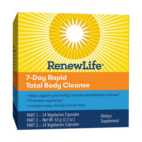 Total Body Rapid Cleanse 7-Day