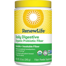 Load image into Gallery viewer, Daily Digestive Organic Probiotic Fiber