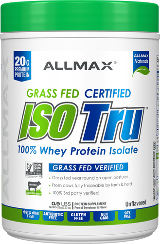 IsoTru Grass Fed Protein