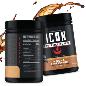 Iconic Protein Coffee