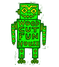 Woodcut Funhouse