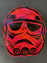 Load image into Gallery viewer, Stormtrooper Glitter Sticker